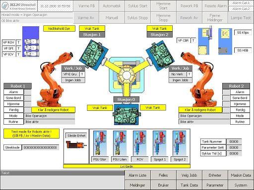 Bmw North America >> Robot